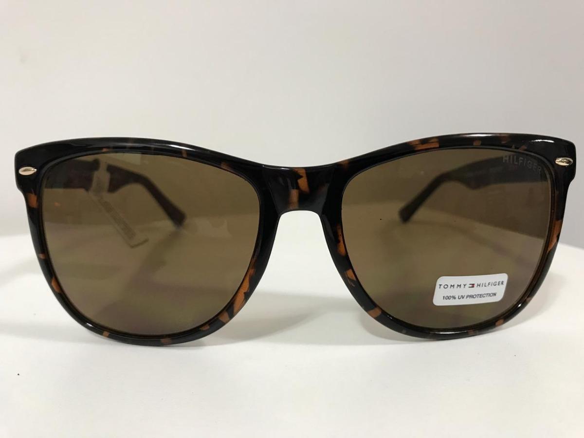 8b46910d9f8a7 Óculos De Sol Tommy Hilfiger Conrad Feminino Original - R  200,00 em ...