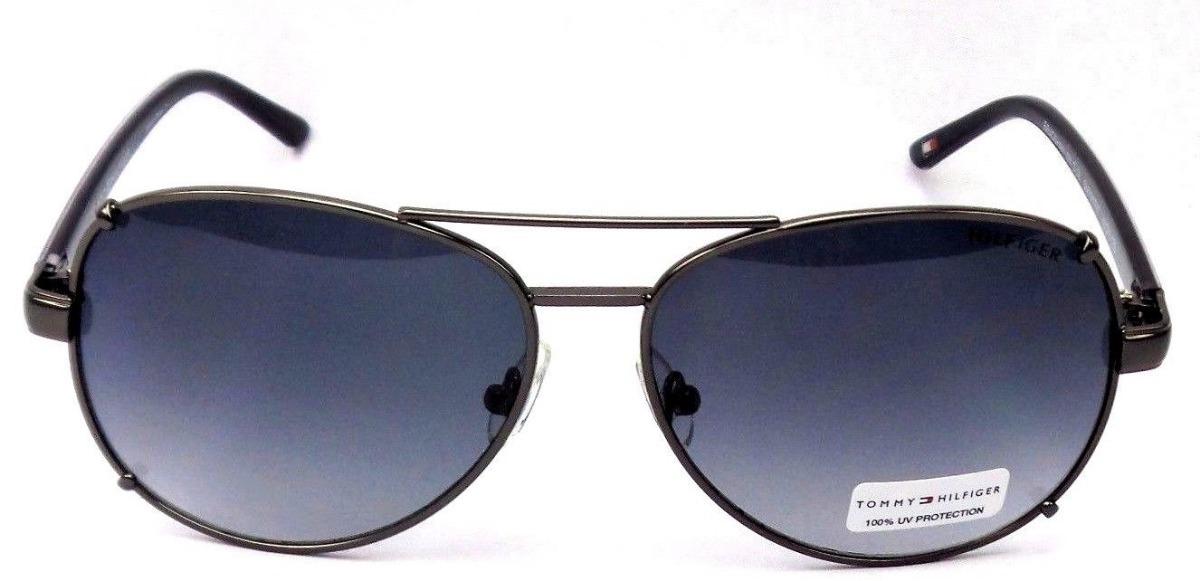 58d9f766e oculos de sol tommy hilfiger mod bradshaw wm ol06 - aviador. Carregando  zoom.