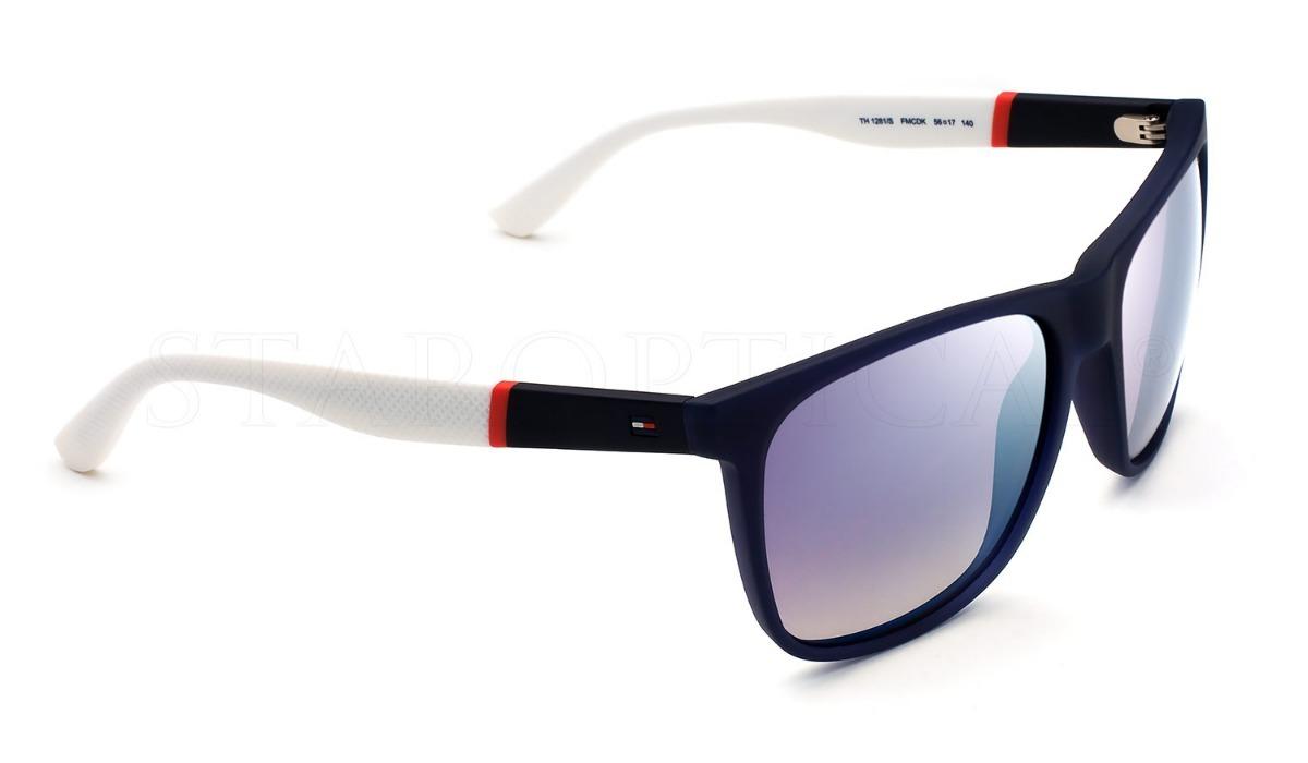 Óculos De Sol Tommy Hilfiger Th 1281 s Fmcdk - R  399,00 em Mercado ... f1f84677e2