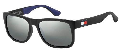 4fd4c3b3a Óculos De Sol Tommy Hilfiger Th 1556 s D51t4 - R  238