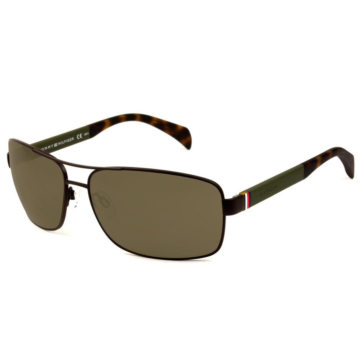 cce5750e5beab Óculos De Sol Tommy Hilfiger Th1258 s Nnc70 - R  330,00 em Mercado Livre