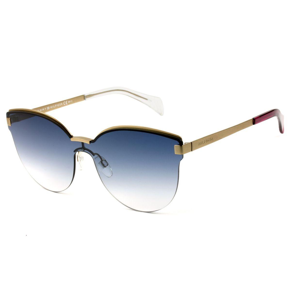 c07f31f3f Óculos De Sol Tommy Hilfiger Th1378/s 03oit - R$ 389,00 em Mercado Livre