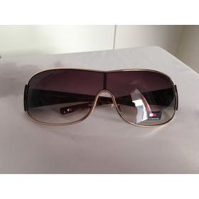 Óculos De Sol Tommy Hilfigerhilfinger Original Tipo Máscara