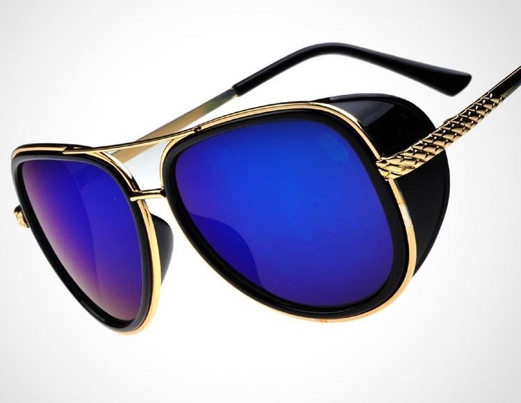 e50c4b5cc0a0f Óculos De Sol Tony Stark ( Matsuda ) Homem De Ferro - R  150,00 em ...