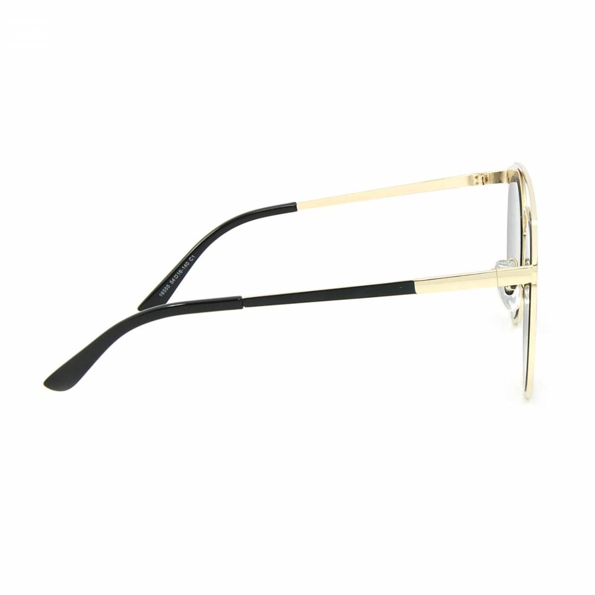 b301989a55a0a óculos de sol top bar redondo preto. Carregando zoom.