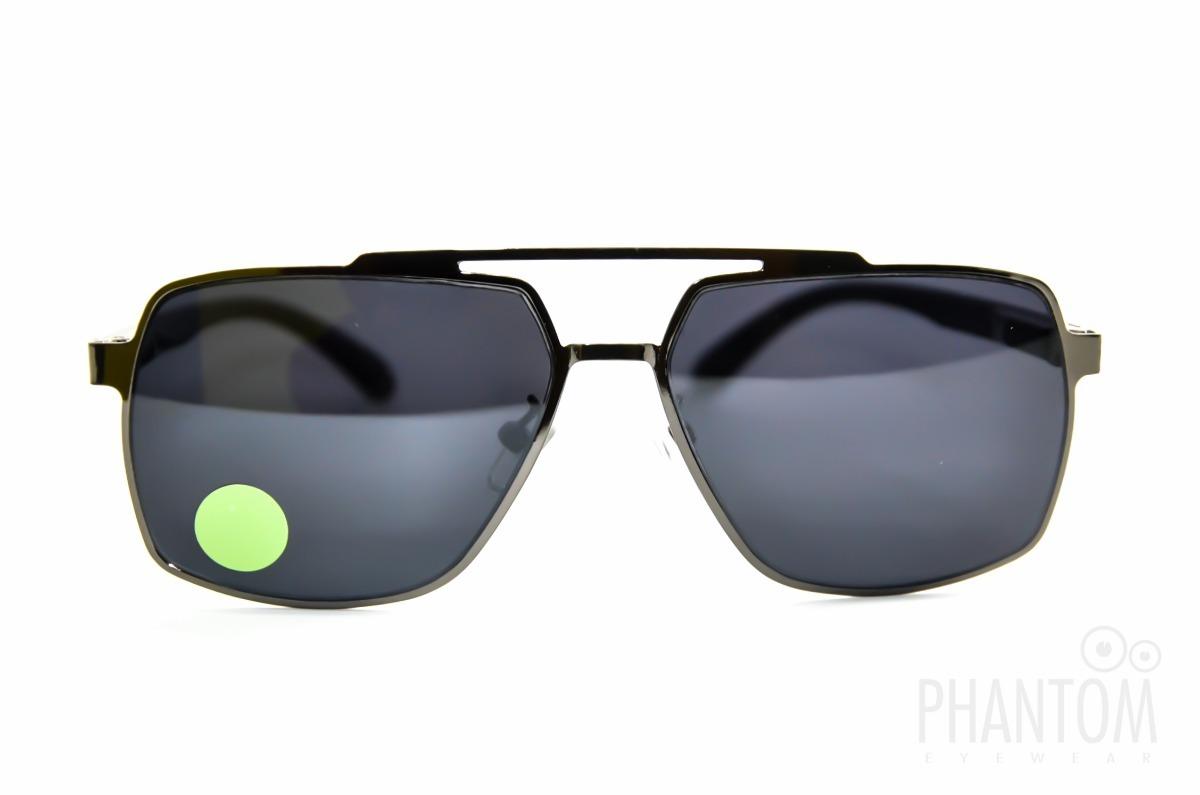 ccd43f9cda2b4 oculos de sol tradicional grande preto lente bem escura. Carregando zoom.