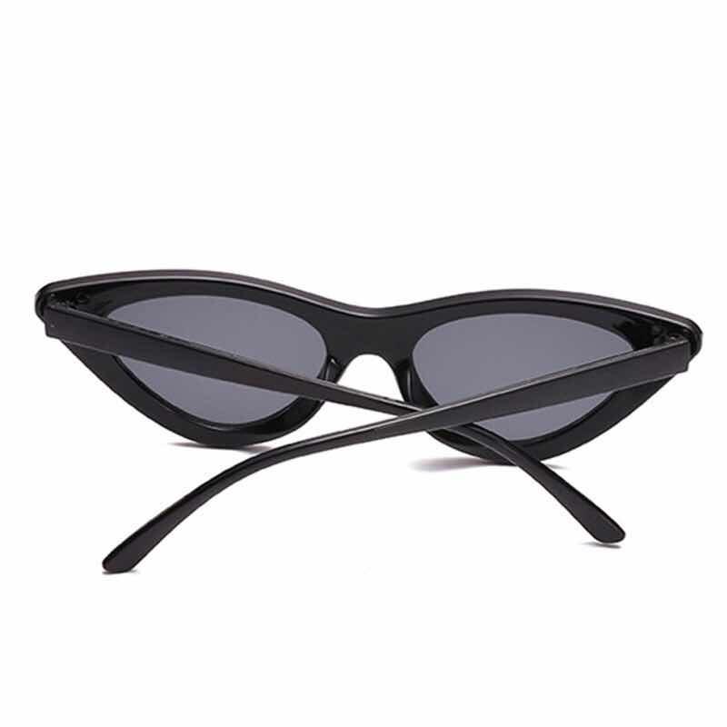 8476d5a0a5fb0 Óculos De Sol Triangular Vintage Retro Gatinho Preto - R  39,90 em ...