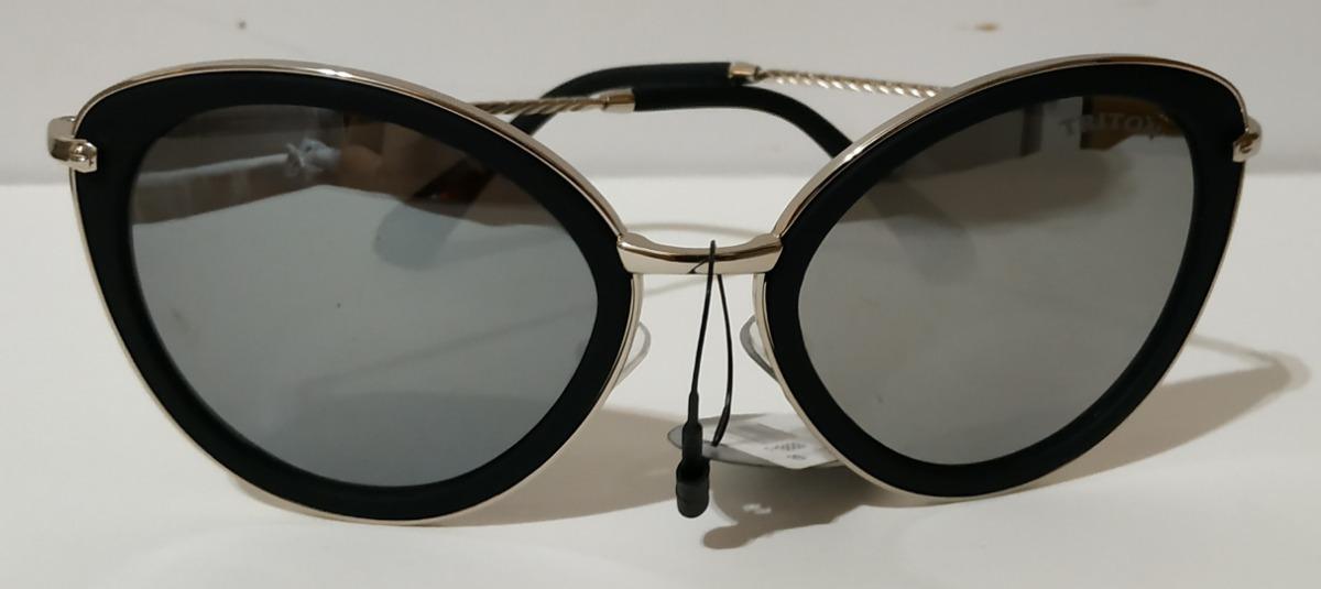 71a1fbfd748cb óculos de sol triton eyewear fy8028 espelhado prata original. Carregando  zoom.