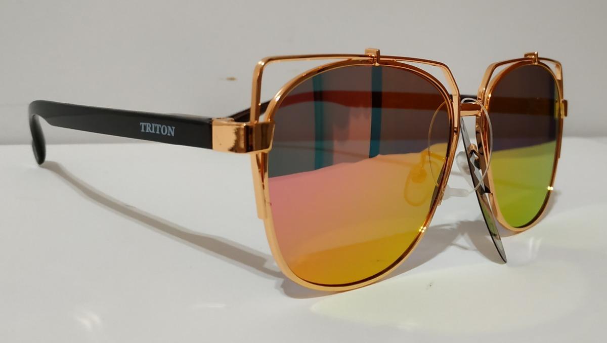 390de32a9256a óculos de sol triton eyewear tr092 espelhado - original. Carregando zoom.