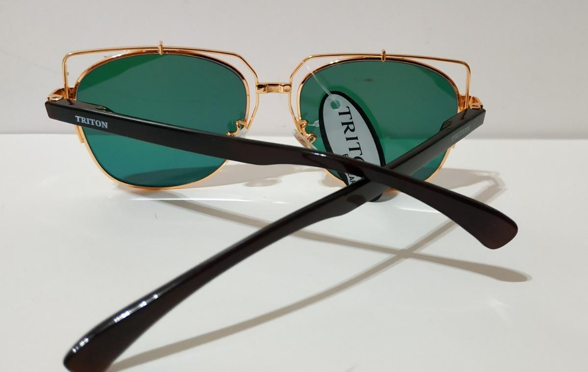 51ede978809b1 óculos de sol triton eyewear tr092 espelhado - original. Carregando zoom.