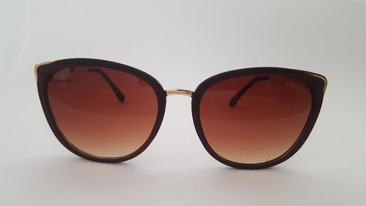 c32323f2cfaff oculos de sol unisex prada gatinho. Carregando zoom.