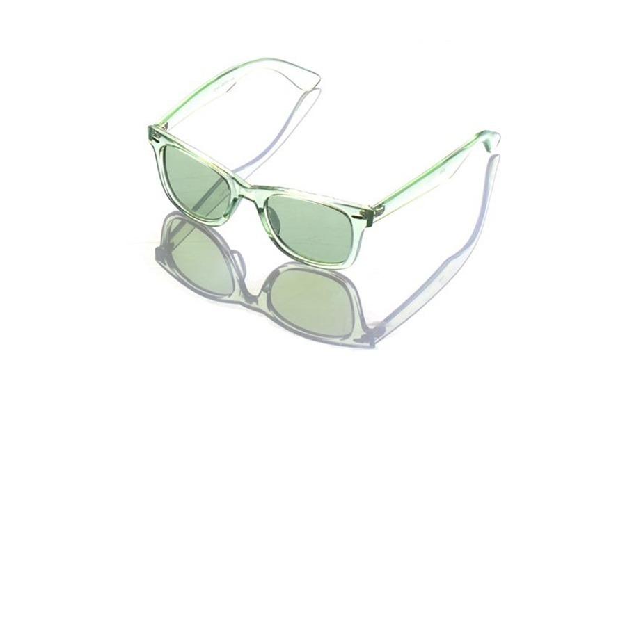 f3e2f8de90aee óculos de sol unisex quadrado transparente rosa. Carregando zoom.