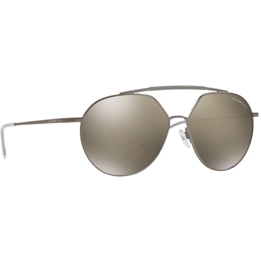 6c68819b51b31 Óculos De Sol Unissex Emporio Armani Ea2070 3003 5a - R  448,00 em ...