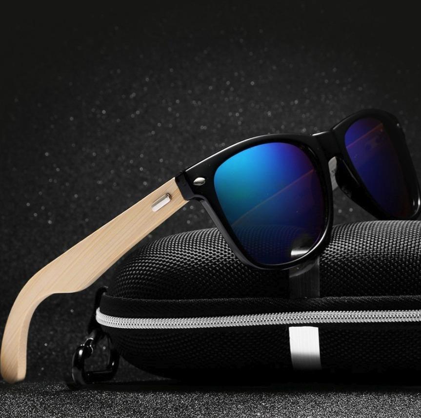 óculos de sol unissex polarizado importado moderno azul. Carregando zoom. b952484c3f