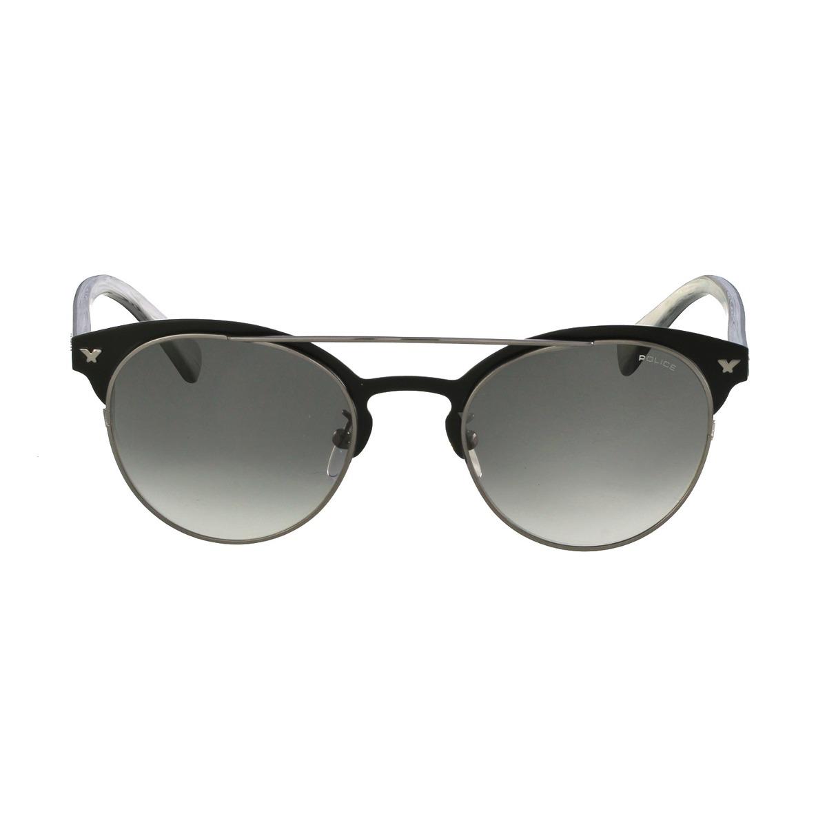 d0fe018e46884 Óculos De Sol Unissex Police Fashion Preto - R  490,00 em Mercado Livre