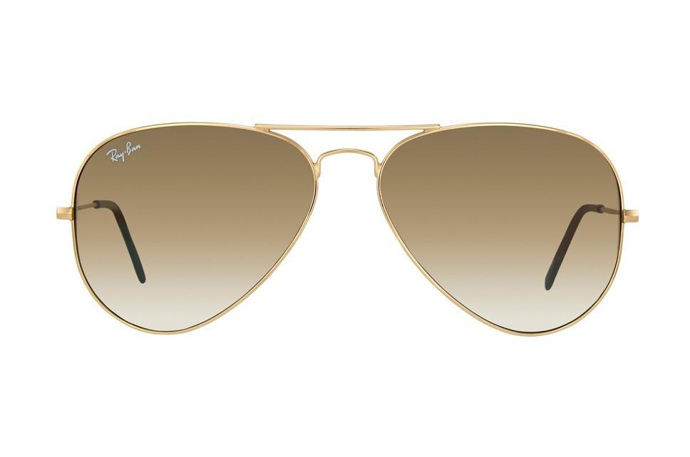 e76a5cf993983 óculos de sol unissex ray ban aviator original - rb3025l. Carregando zoom.