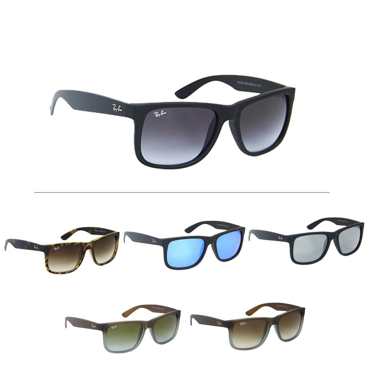 17645c27276d8 óculos de sol unissex ray ban rb 4165 original. Carregando zoom.