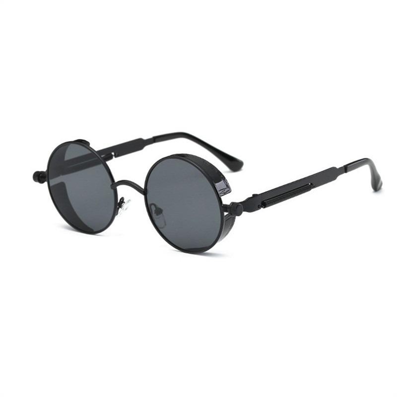 óculos de sol unissex redondo vintage vária cores frete free. Carregando  zoom. 1a76e02ae8