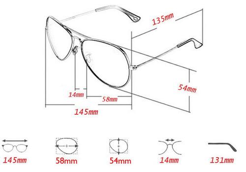 óculos de sol unissex três cores, frete gratis