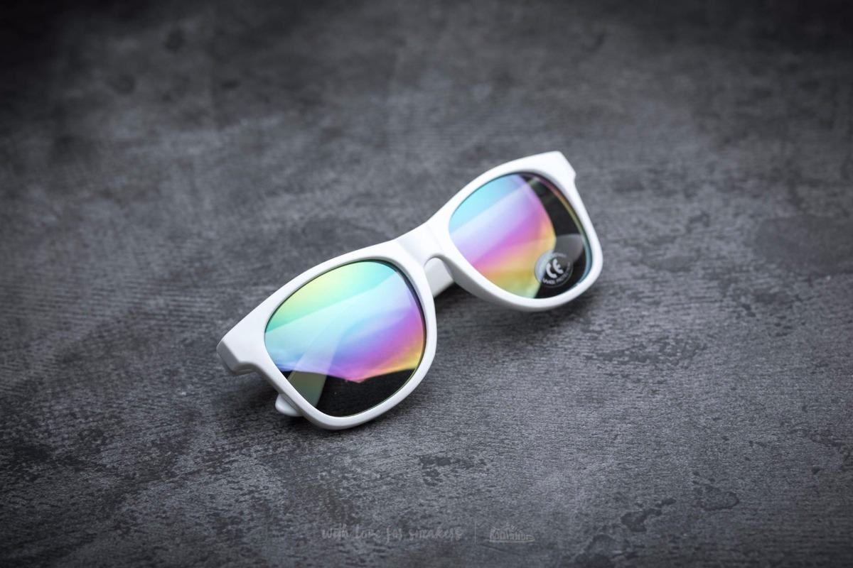 912b11c84a751 Óculos De Sol Vans Importado Ny -branco   Arco-íris Espelho - R  199 ...