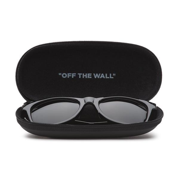 abefdcb91eb Oculos De Sol Vans Spicoli Polarizado Black Com Estojo Novo - R  249 ...