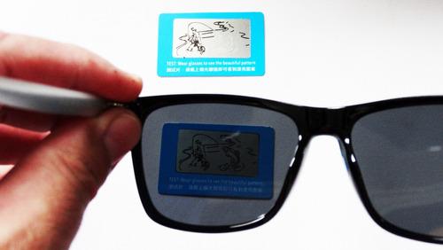 óculos de sol veithdia proteção 400uv polarizado