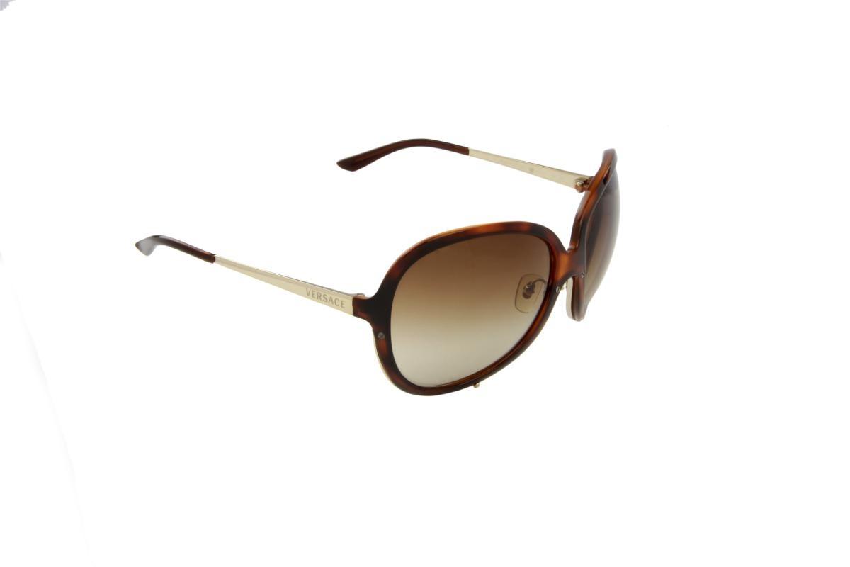 9489c4bf254d0 óculos de sol versace 100% proteção u.v. melani tartarugado. Carregando  zoom.
