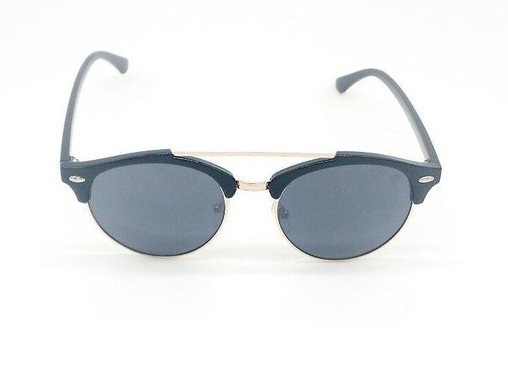 Óculos De Sol Vezatto Preto Aviador Acetato Metal Yd1702 C1 - R  120,00 em  Mercado Livre df3f05976d