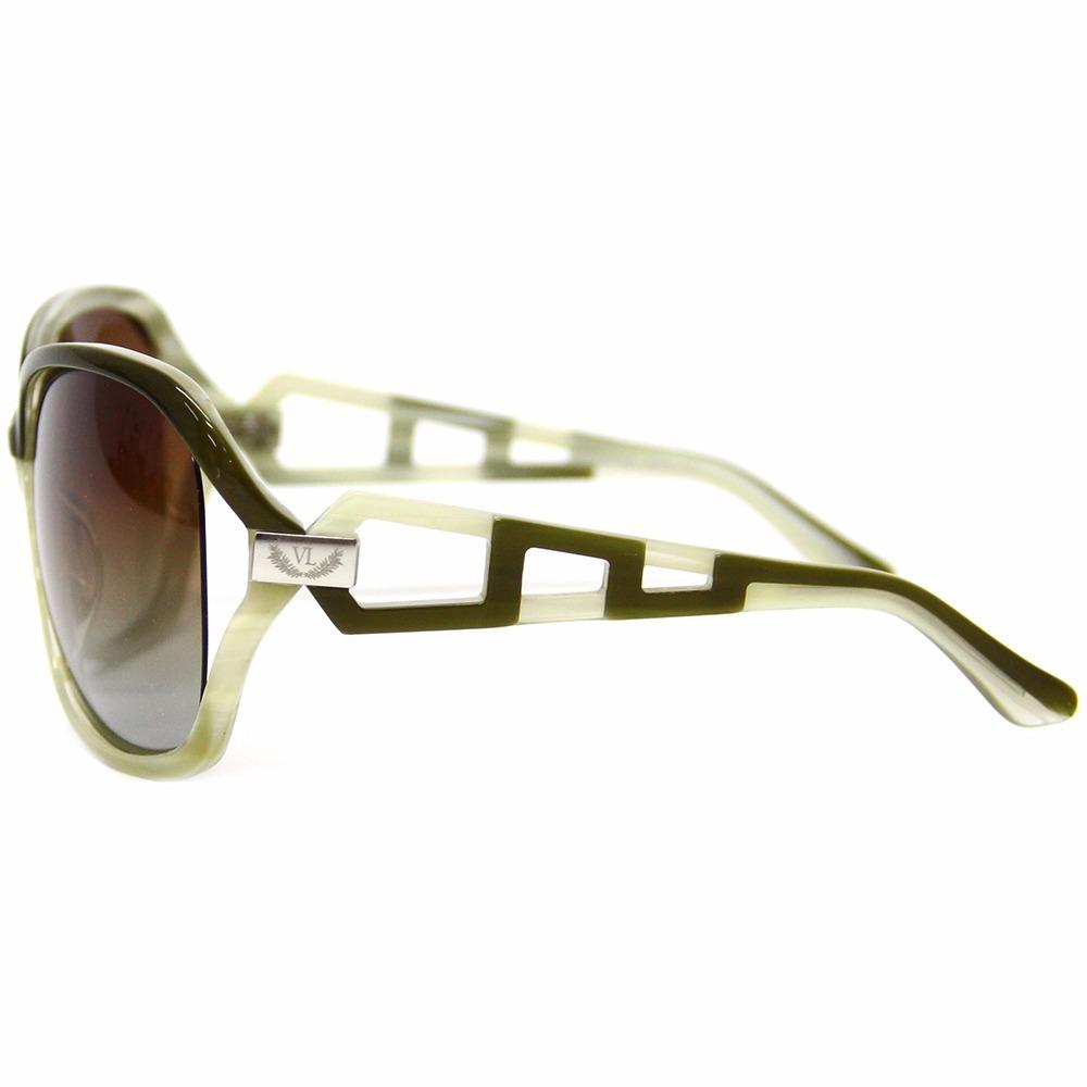 d16a36e59 Óculos De Sol Via Lorran 1915 Grande Curvado - R$ 279,90 em Mercado ...