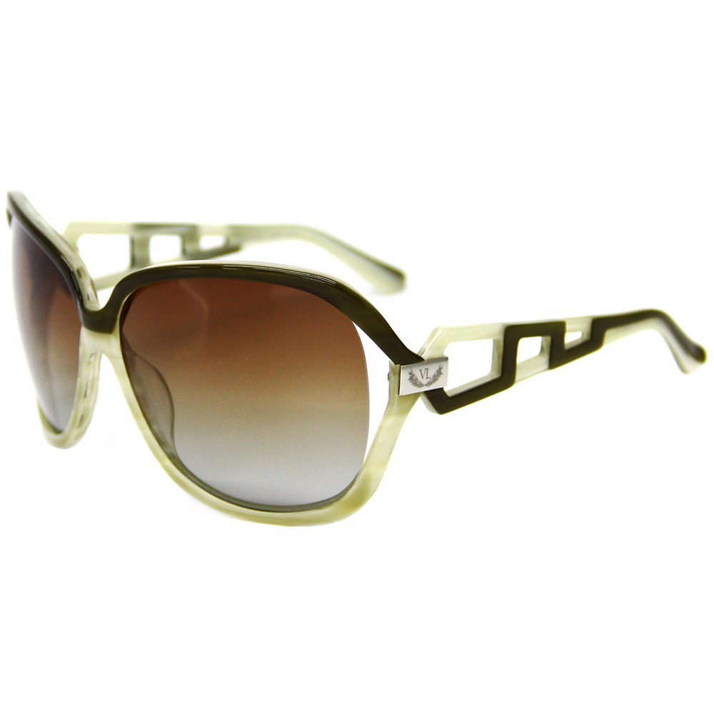 79d3fdd21 Óculos De Sol Via Lorran 1915 Grande Curvado - R$ 279,90 em Mercado ...