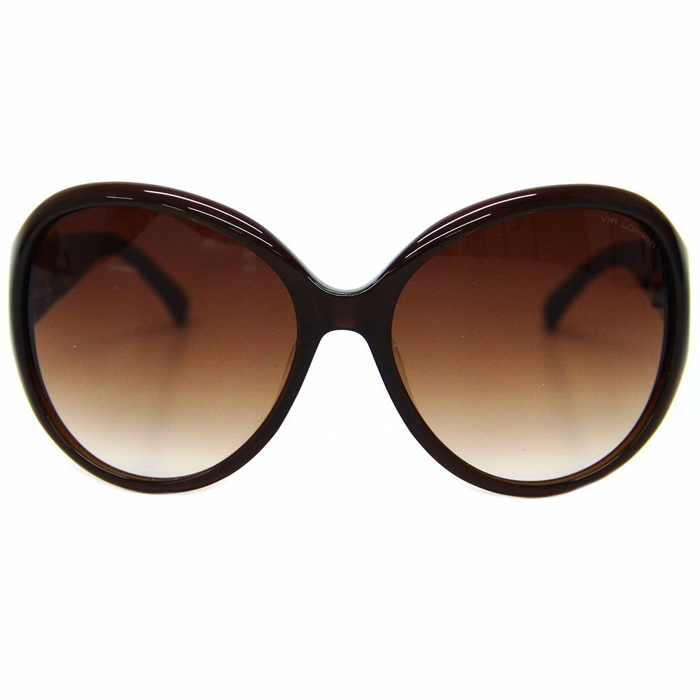 Óculos De Sol Via Lorran 2015 Feminino - R  279,90 em Mercado Livre f8e72f5a6b