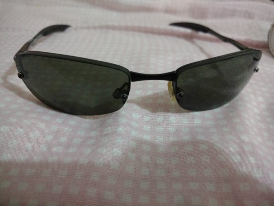 57a2b5496 Óculos De Sol Via Lorran - R$ 140,00 em Mercado Livre