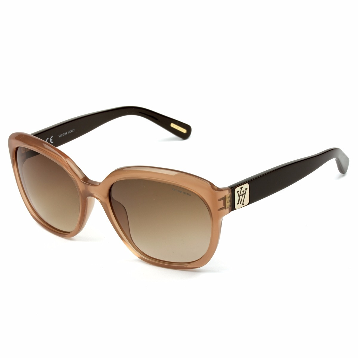 48b473e6b Óculos De Sol Victor Hugo Original E Com Nota Fiscal - R$ 690,00 em ...