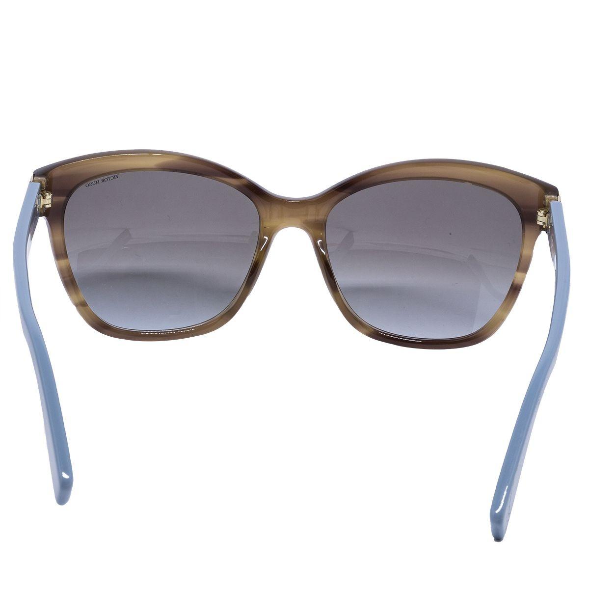 b3f552cc2c5f6 óculos de sol victor hugo original feminino sh1741. Carregando zoom.