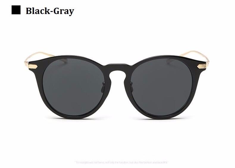 c5d3b0453da6b Óculos De Sol Vintage Moda Mulheres Atraentes Estilo Moderno - R  89 ...