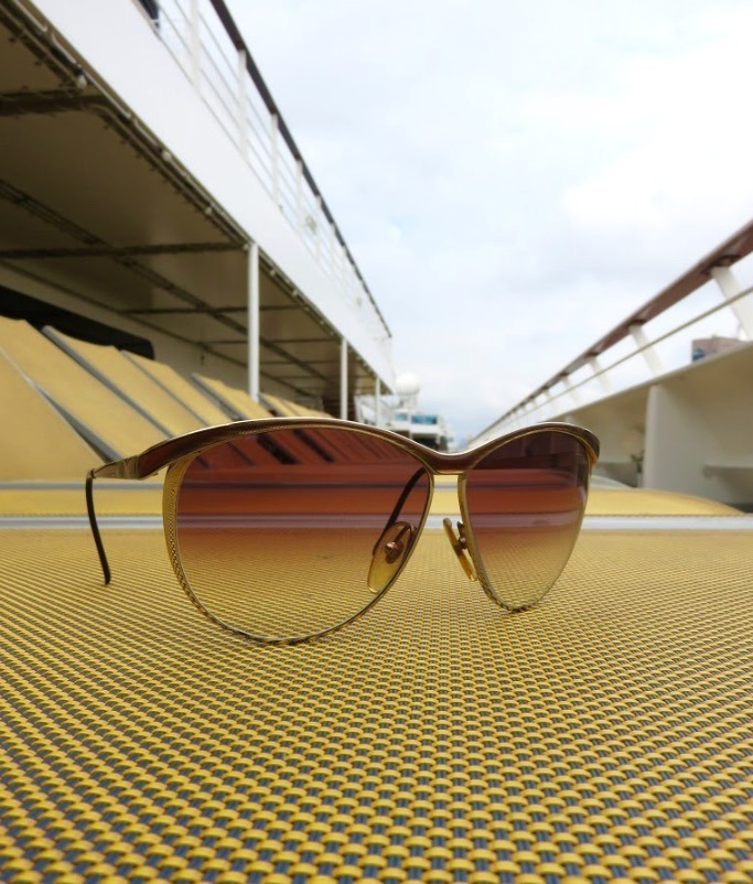 d191629c1 óculos de sol vintage original - christian dior - mod. 2150. Carregando  zoom.