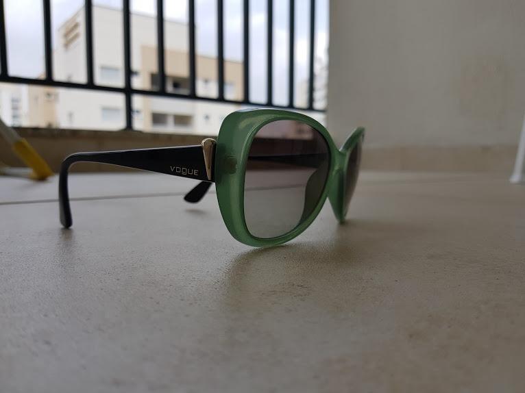 Óculos De Sol Vogue Original - R  450,00 em Mercado Livre 7163c33223