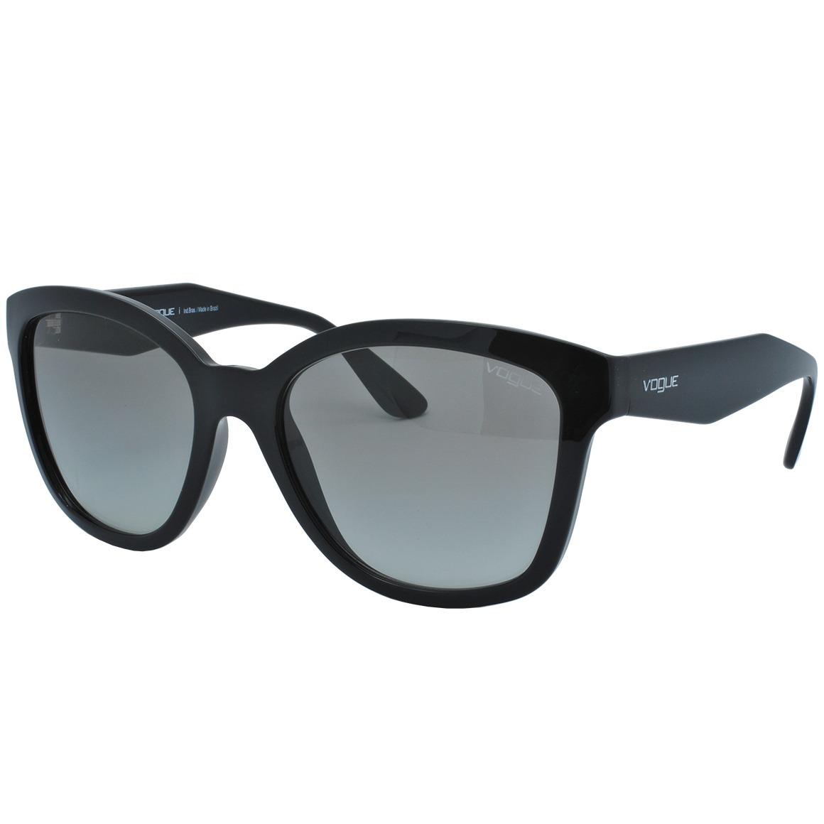 5a2d586ff Óculos De Sol Vogue Original Feminino Vo5019-sl - R$ 372,00 em ...
