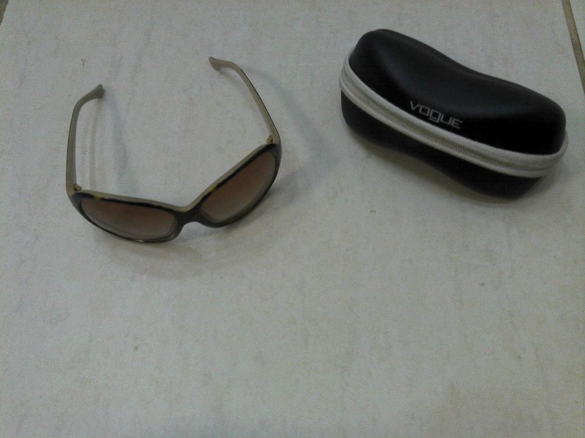 Óculos De Sol Vogue Original (semi Novo) - R  250,00 em Mercado Livre 93765c984a