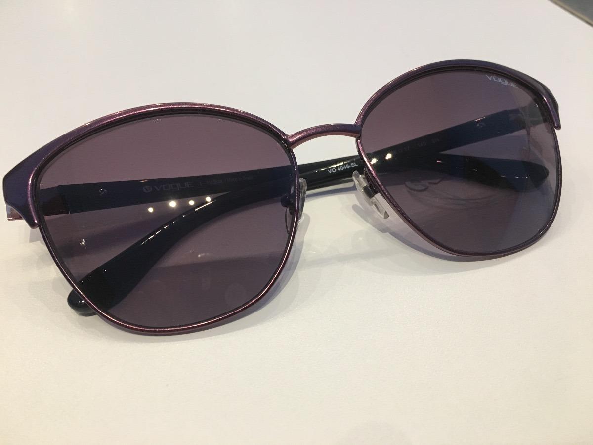 2dc333f39 Óculos De Sol Vogue Vo- 4045 Nova Coleção Barato - R$ 359,00 em ...