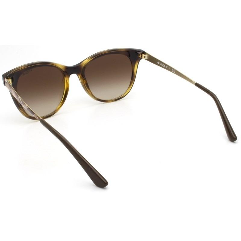 Óculos De Sol Vogue Vo 5205-s W65613 - 24 - R  268,00 em Mercado Livre f7ed0fe863