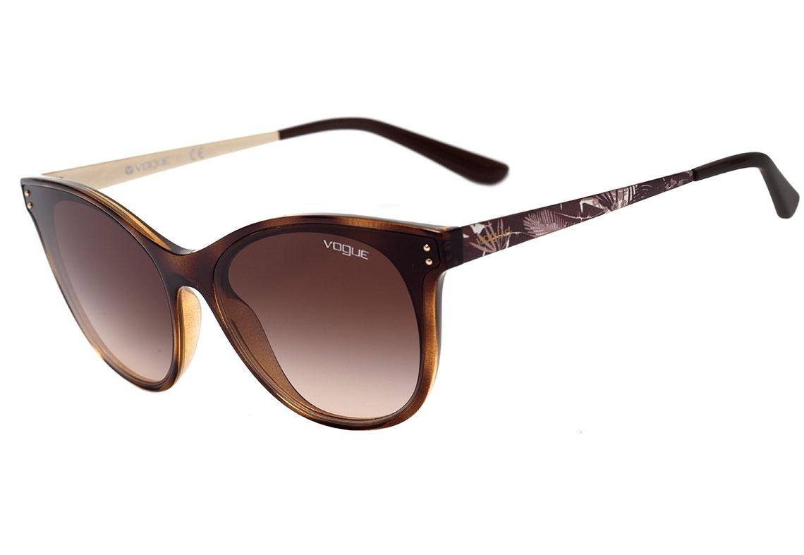 Óculos De Sol Vogue Vo 5205-s W65613 - 24 - R  268,00 em Mercado Livre f68a6ba511