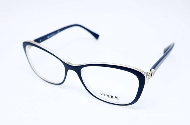 414e9c5c66f1c Óculos De Sol Vogue Vo5095b 2466 Azul - R  443,00 em Mercado Livre