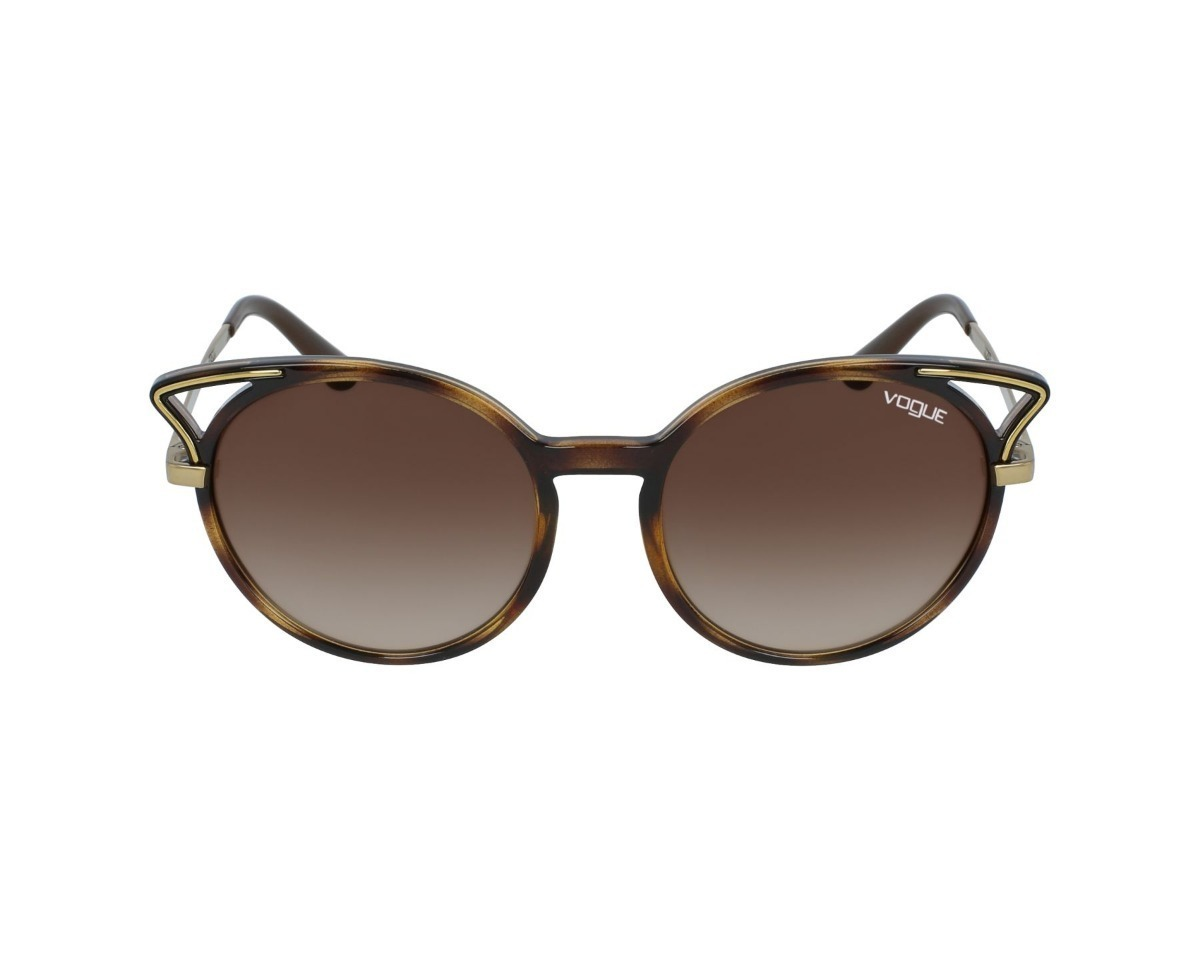 óculos de sol vogue vo5136s gatinho marrom novo original. Carregando zoom. bbd1e86c1f