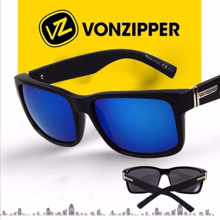 Óculos De Sol Von Zipper Elmore Espelhado Azul - R  179,99 em ... ddab786372