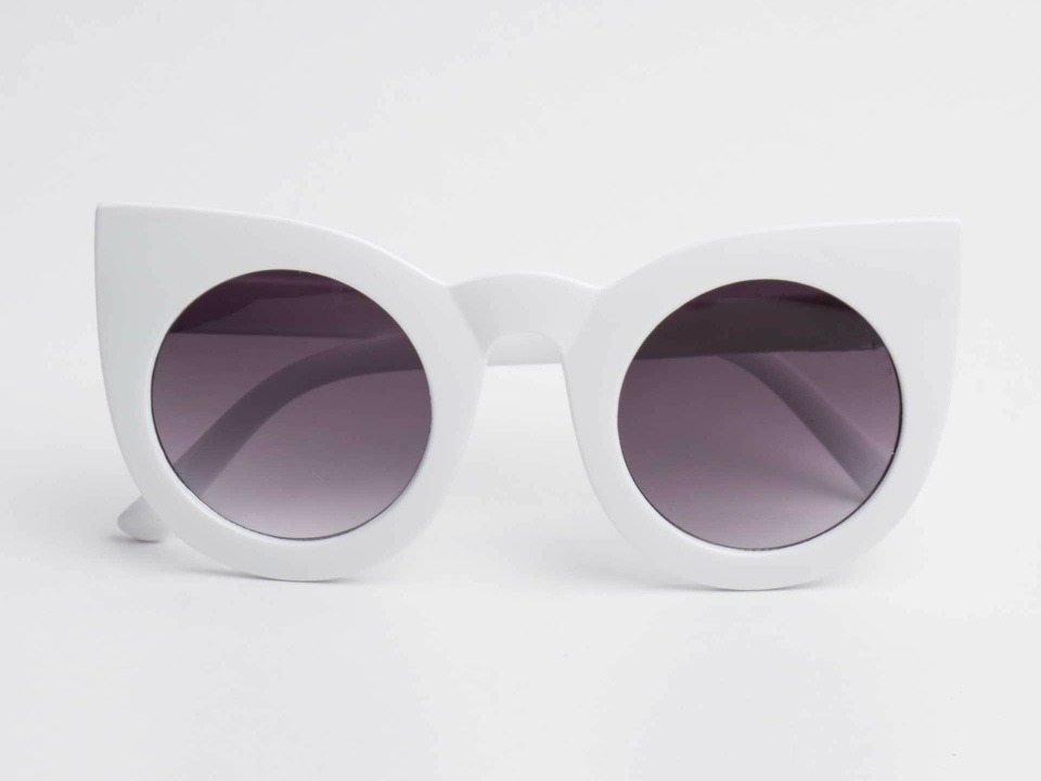 óculos de sol wolves preto unissex gatinho branco promoção. Carregando zoom. 3eb07b1c61