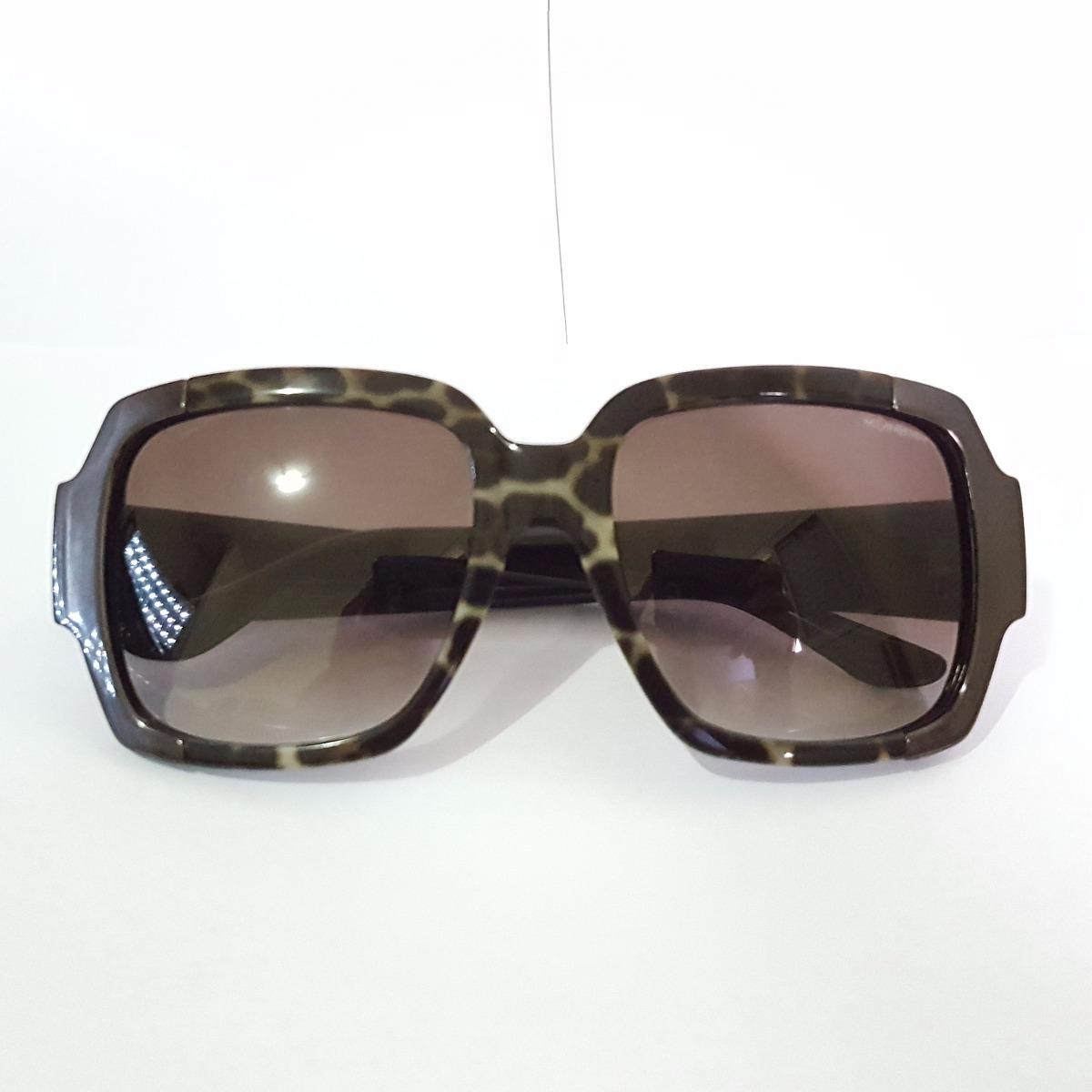 Óculos De Sol Yves Saint Laurent Ysl6381 s Onça - R  250,00 em ... 02ba4e9238