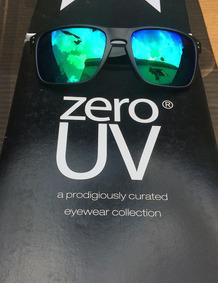 11b1d2dae Óculos De Sol Zerouv Importado Dos Eua Lente Espelhada