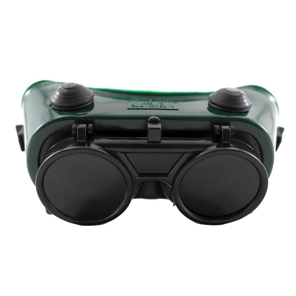 03ff07d0d4fed Óculos De Solda Cg 250 Visor Articulado Redondo - R  17,00 em ...