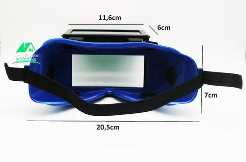 óculos de solda escurecimento automatico